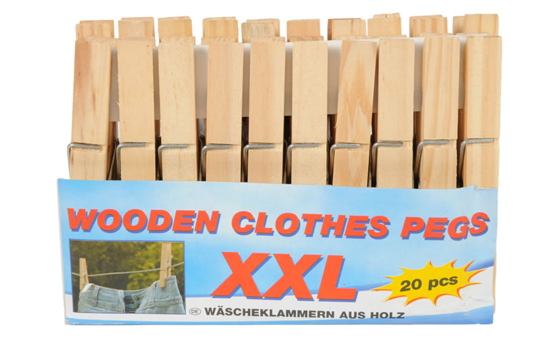 w scheklammern holz xxl 20er blockpackung grosshandel handelshaus lichtenstein gmbh. Black Bedroom Furniture Sets. Home Design Ideas